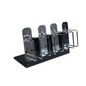 Beauty International Chrome Barber Clipper Holder
