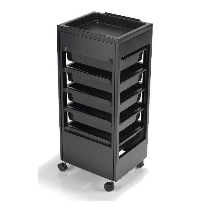 La Creme Premium Trolley Black