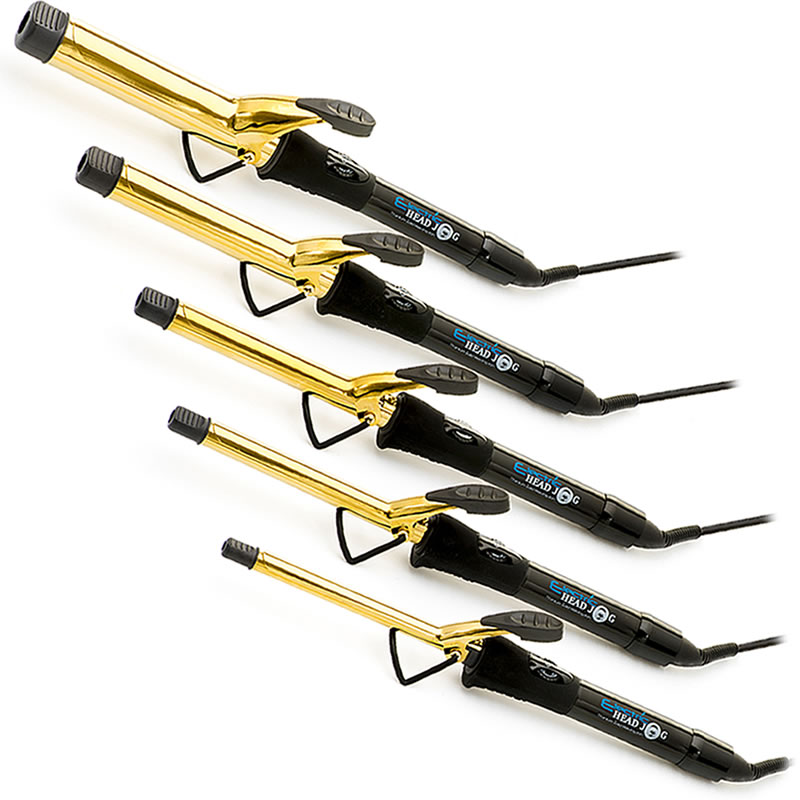 Hair Tools Titanium Curling Tong